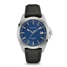 New Bulova 96B257 Precisionist Ultra High Frequency 262 Men's Watch