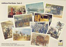 AK: Deckblatt Jubiläums-Post-Karten- Serie 5