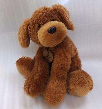 "Gund Brown Puppy Dog 14"" 50th Anniversary Humane Society Plush Stuffed Animal"