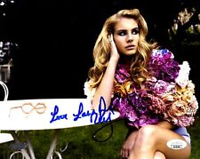 "LANA DEL REY Signed Autographed Sexy ""Born To Die"" 8x10 Photo JSA #GG58585"