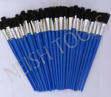 Neish Tools PLASTICA flusso o COLLA PENNELLO Pacco 50 (99.702)