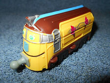 "2013 TOMY CHUGGINGTON 3 3/4"" FROSTINI PLASTIC & DIECAST TRAIN ENGINE - NICE"