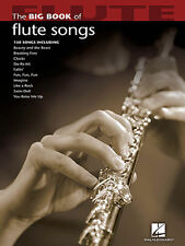 Big Book Of Flute Songs Songbook New