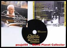 "CHARLES AZNAVOUR ""The Clayton Hamilton Jazz Orchestra"" (CD) 2009"