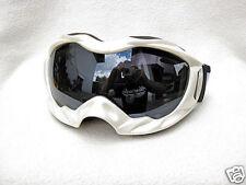 SNOWBOARDBRILLE für PROFISPORTLER -ski GLETSCHER WEISS