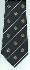 Regimental Tie Polyester  ROYAL ARMY SERVICE CORPS