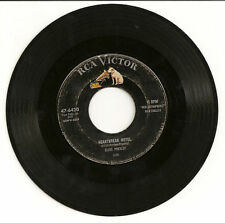 Elvis Presley 47-6420 Heartbreak Hotel/I Was The One 45 RCA Victor 47-6420