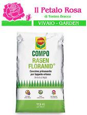 N.3 COMPO FLORANID PRIMAVERIL EX RASEN CONCIME GRANULARE TAPPETI ERBOSI KG.17,5