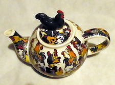 Rooster Teapot