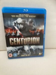 Centurion (Blu-ray, 2010) Pre Owned