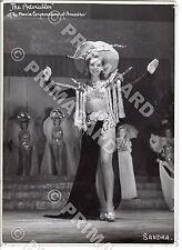 80010 CHICAGO ILLINOIS USA 1939 MUSIC CORPORATION OF AMERICA MCA BALLO DANCE