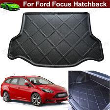 Car Mat Cargo Liner Tray Trunk Cargo Mat For Ford Focus Hatchback 2012-2016 2017