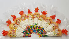 x20 Pre Filled Large Party Sweet & Chocolate Cones Childrens Kids Gift Bags