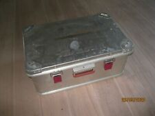 Faraone Aluminium WerkzeugBox Alu-Kiste Transportkiste Lagerkiste Koffer Zarges