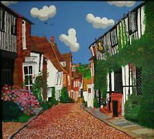 MERMAID STREET RYE 2016 OPEN EDITION PRINT BY MICHAEL PRESTON