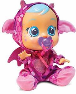 bebes Llorones o Cry Baby de IMC Toys llora con agua real y hace ruidos de