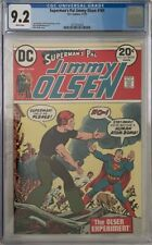 CGC 9.2 SUPERMAN'S PAL JIMMY OLSEN #161 DC 1973