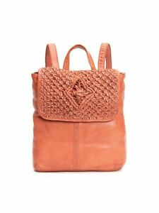 Frye and Co. Coral Leather Backpack