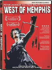 West of Memphis (DVD, 2013) - NEW!!