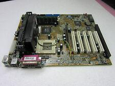 Asus TA64-B REV.A1 Motherboard TA6401 W/Intel P3 SL3E9 533MHz+256MB RAM. #M134
