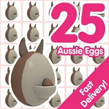 Bundle of 25 Aussie Eggs   Roblox Adopt Me!