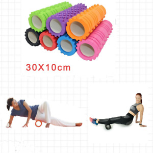 Foam Roller Yoga column Pilates Massage Physio Back Fitness Point good