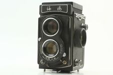[Exc+3] Seagull 4A TLR Film Camera Body 75mm f/3.5 HAIOU Lens From Japan #a0009