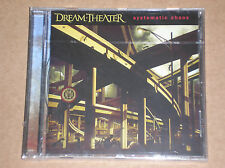 DREAM THEATER - SYSTEMATIC CHAOS - CD SIGILLATO (SEALED)