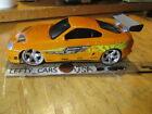 Jada Toys Fast And The Furious 1995 Toyota Supra R/C Car(HAS NO REMOTE!)No.97602