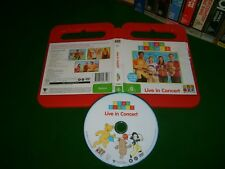 DVD *PLAY SCHOOL - LIVE IN CONCERT* ABC For Kids Original Australian Issue