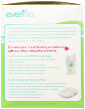 Evenflo Feeding Replacement Parts Breastfeeding Kit for Hospital Strength Double