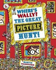 Where's Wally? The Great Picture Hunt, Handford, Martin, New condition, Book