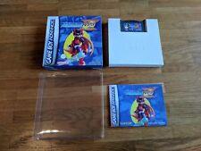 GBA Spiel Mega Man Zero - Komplett mit OVP - Neuwertiger Zustand (CIB / MINT)