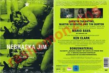 DVD GUNMAN CALLED RINGO FROM NEBRASKA Ken Clark Spaghetti Western Region 2 NEW