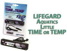 Lifegard Aquatics poco tiempo o Digital Acuario Peces Tanque termómetro Temp