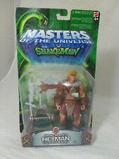 He-man Masters Of The Universe  vs. Snakemen Snake Hunter He-Man Action Figure