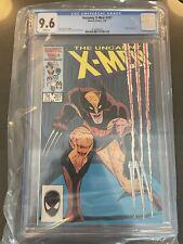 The Uncanny X-Men #207 (Jul 1986, Marvel) CGC 9.6 White Pages