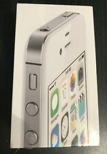 NEW Apple iPhone 4S 8GB white (UNLOCKED) SMARTPHONE (BOXED) SIMFREE