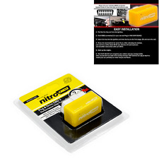 Nitro ECU OBD2 Plug and Drive OBDII Performance Chip Tuning Box for Benzine Cars
