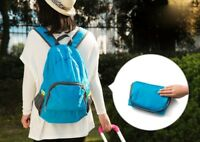 Foldable Waterproof Travel Backpack Sports Camping Hiking Bag Rucksack