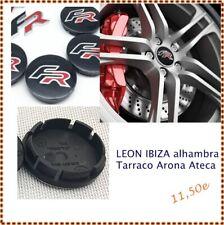 4 x 56mm FR Nabendeckel SEAT LEON IBIZA Alhambra Tarraco 5JA601151A center cap