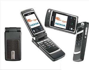 Unlocked Nokia 6260 2G GSM 900 / 1800 / 1900 Bluetooth Original Flip Cell Phone