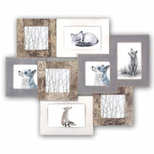 Wooden Country Multi-Pictures Frames