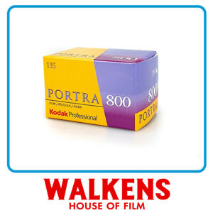 Kodak Portra 800 35mm Camera Film - FLAT-RATE AU SHIPPING!