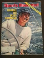 TED TURNER - SPORTS ILLUSTRATED - JULY 4, 1977