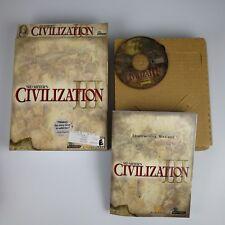 Sid Meier's Civilization III 3 PC Game Big Box