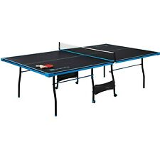 MD Sports Official Size 15 mm Indoor Table Tennis Table, Indoor Sport Room