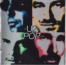 U2 CD Pop - Europe (EX/EX)