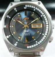 Vintage ORIENT SK Crystal Star King KD Automatic 21 jewels Japan Men Wrist Watch
