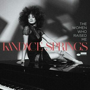 Kandace Springs - The Women Who Raised Me (NEW & SEALED CD 2020)